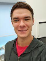 Uśmiechnięty Kamil Majchrzak